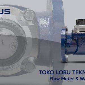 jual flow meter sensus