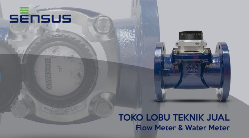 jual flow meter sensus