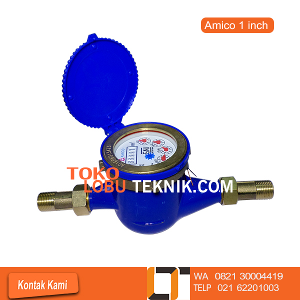 water meter amico 1 inch