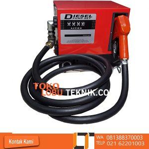 Jual Flo rite Fuel Transfer Pumps FR-2272TK Model : FR-2272 TK Pump rate : 20/72 ( GPM/LPM ) Voltage : 230 V Model of Pump : FR-2272 Meter : 888L Model of Nozzel : Automatic Nozell : 1 inchi pompa baling-baling self priming, dilengkapi dengan sistem bypass untuk mencegah motor overload meteran mekanis / meter digital berlaku untuk aplikasi non komersial saja