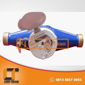 Jual flowmeter air Itron 1 inchi terlengkap di glodok