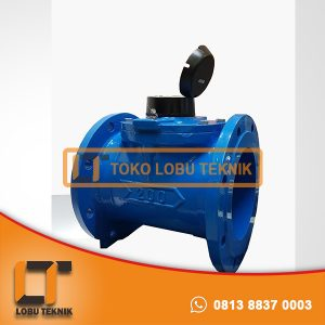 jual flow meter produk itron type woltex terlengkap