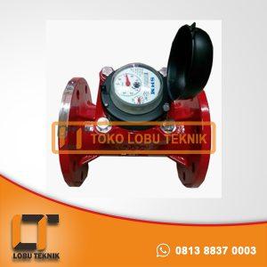Jual flowmeter air limbah dan air bersih SHM di jakarta FLOW METER SHM 4 IN DN 100 Size : 4 inch ( 100mm) Max Flow (Qmax) :120M³/Hour Countinues Flow ( Qn) :60 M³/Hour Transitional Flow (Qt) :12 M³/Hour Min Flow (Qmin) : 1,8 M³/Hour Working Temperatur : 0,1°C-50°C for Cold Maximun Error :+/- 2 % Max Pressure : 16 Bar Weight : 17 Kg