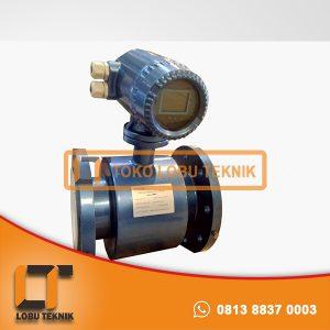 Jual elektromagnetic SHM flow meter air 4in di jakarta
