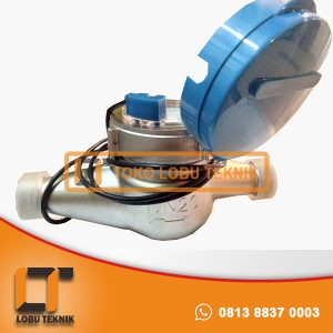Jual shm stainless steel flowmeter DN 20 mm di jakarta