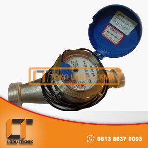 Jual shm stainless steel flowmeter with pulse DN 40mm