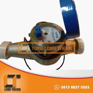 Jual flow meter Stainless steel with pulse DN 32 mm
