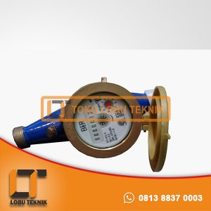 Jual Water meter Air bersih B&R 3/4 Inchi DN 20mm