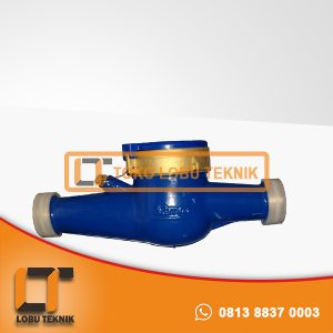 SHM Multi Jet Brass flow meter