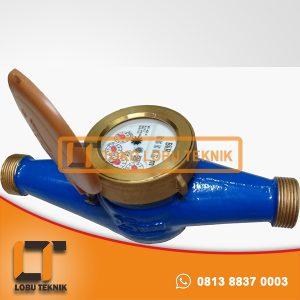 Jual Water Meter B&R air bersih DN 25mm