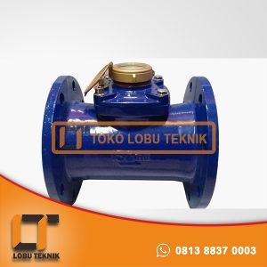 Jual Water Meter air bersih B&R 6 Inchi DN 150mm