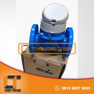 Jual ITRON water meter air 2 1/2 in type woltex DN 65mm