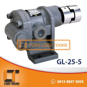 Harga Gear pump GL-25-5 series koshin khusus oil