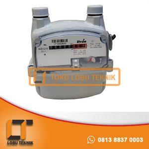Jual flow meter gas itron di glodok