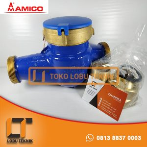 Water Meter Amico 11/2""
