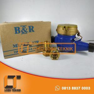 """Water Meter B&R 1/2 """""""