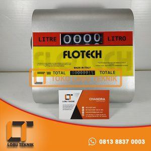 Jual Flow meter FLOTECH