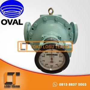 Jual Oval Flowmeter type LB