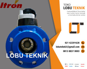 Harga itron water meter