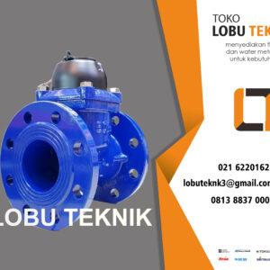 Water meter Limbah HLN