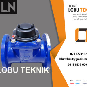 Water meter HLN 100mm