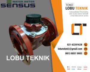 Sensus WP – QF DN100